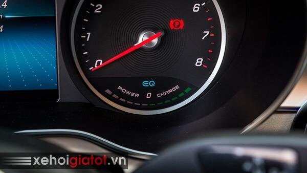 Động cơ điện Hybrid EQ Boost trên Mercedes C-Class