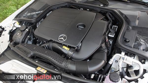 Động cơ xe C-Class C200 Exclusive