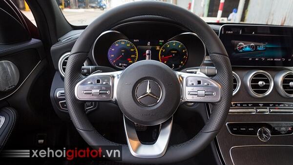 Vô lăng xe Mercedes C-Class