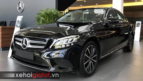 Mercedes C-Class thế hệ mới