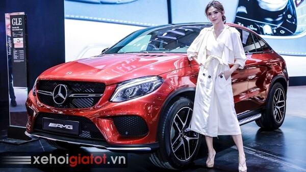 Giá xe Mercedes nhập khẩu