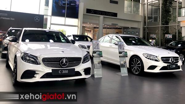Giá xe Mercedes