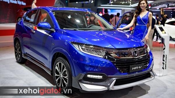 Giá xe ô tô Honda khuyến mại