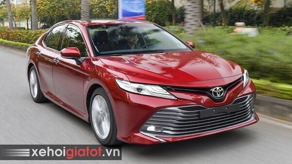 Khả năng vận hành xe Toyota Camry