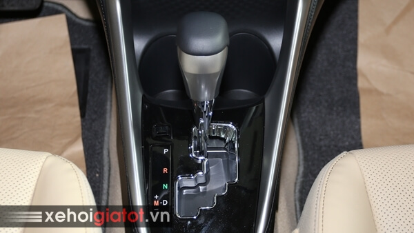 Cần số tự động xe Toyota Vios