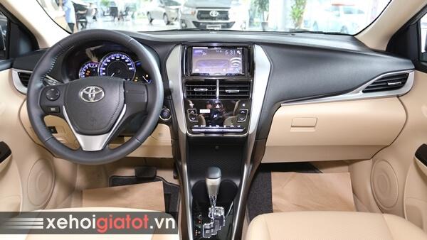 Nội thất xe Toyota Vios