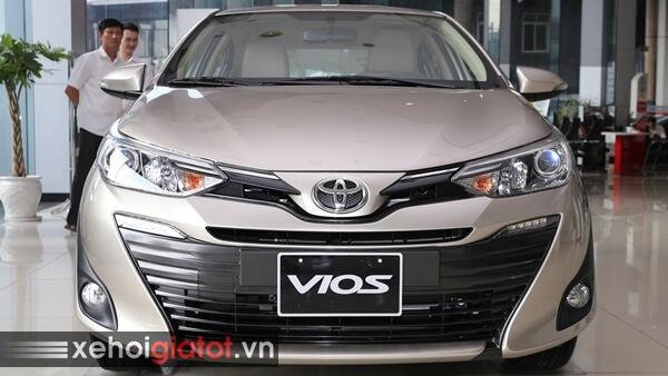 Đầu xe Toyota Vios
