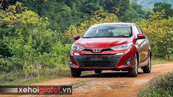 Khả năng cách âm xe Toyota Vios