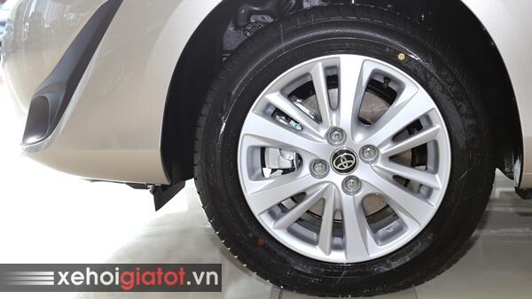 Vanh la-zăng xe Toyota Vios