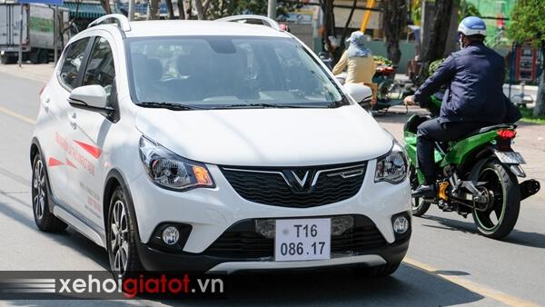 Khả năng vận hành xe Vinfast Fadil