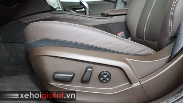 Ghế lái xe Vinfast Lux A2.0