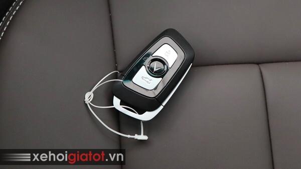 Chìa khóa xe Vinfast Lux A2.0