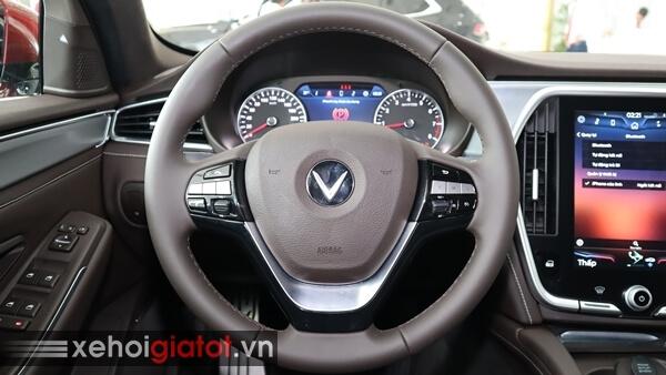 Vô lăng xe Vinfast Lux A2.0