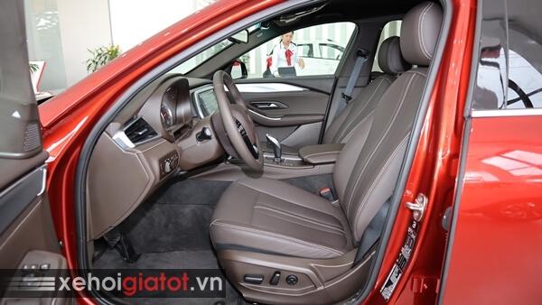 Hàng ghế trước xe Vinfast Lux A2.0