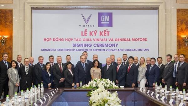 Vinfast mua lại GM Chevrolet Việt Nam