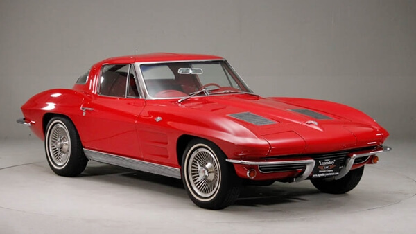 Chevrolet Corvette Stingray MY 63