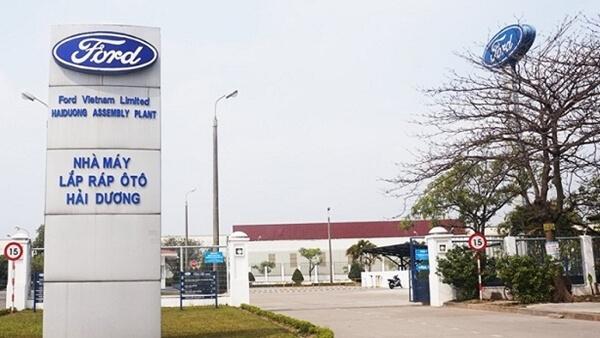 Nhà máy Ford Hải Dương