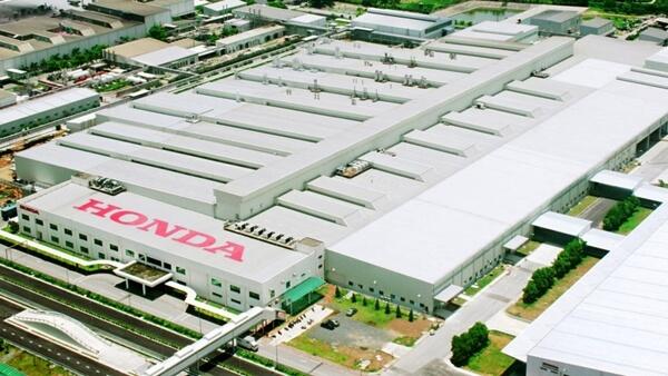 Nhà máy ô tô Honda Việt Nam
