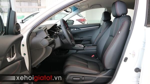 Hàng ghế trước xe Civic 1.5 RS