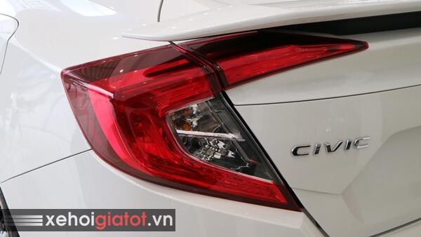 Cụm đèn hậu xe Civic 1.5 RS