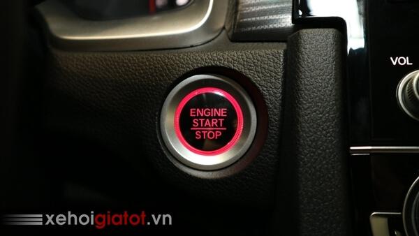 Khởi động Start/stop xe Civic 1.5 RS