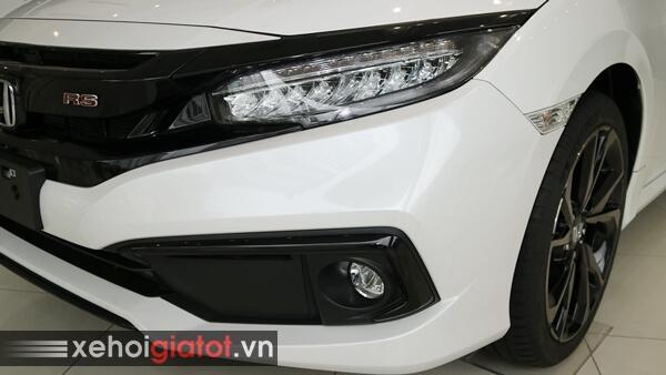 Cụm đèn trước xe Civic 1.5 RS