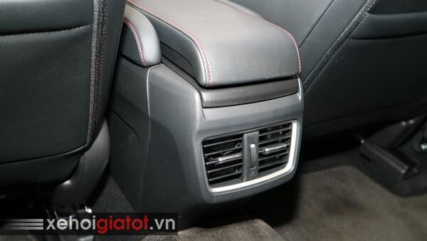 Điều hòa hàng ghế sau xe Civic 1.5 RS