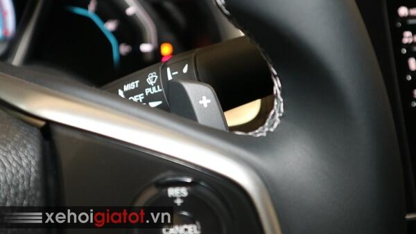 Lẫy chuyển số sau vô lăng xe Civic 1.8 G