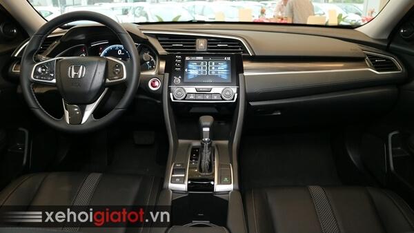 Nội thất xe Civic 1.8 G