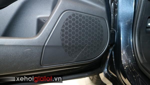 Dàn âm thanh xe Civic 1.8 G