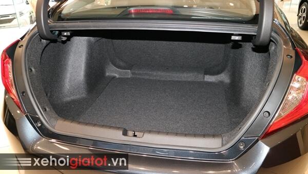 Cốp xe Civic 1.8 G