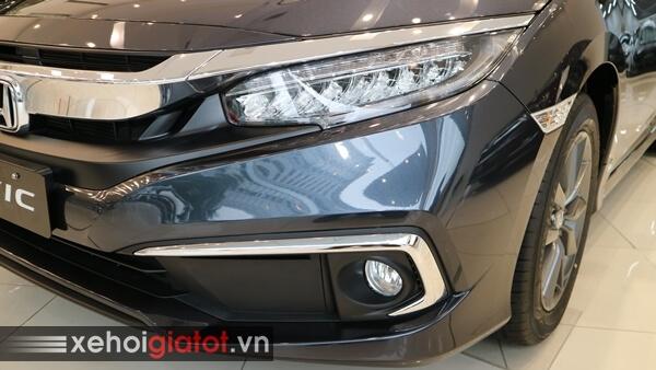 Cụm đèn trước xe Civic 1.8 G