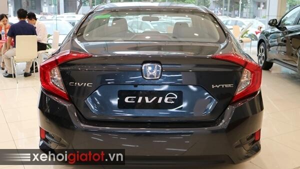 Đuôi sau xe Civic 1.8 G