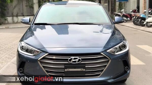 Đầu xe Hyundai Elantra 2.0 AT 2017 cũ