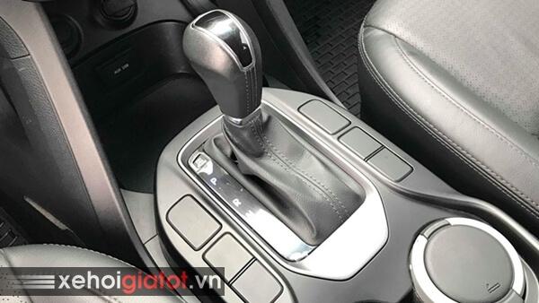 Cần số xe Hyundai Santafe 2.4 AT 2014 cũ