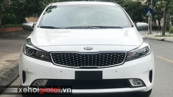 Đầu xe Kia Cerato 1.6 AT 2017 cũ