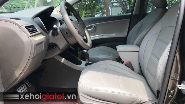 Ghế trước xe Kia Morning Si 1.25 AT 2017 cũ