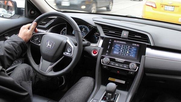 Đăng ký lái thử xe ô tô Honda
