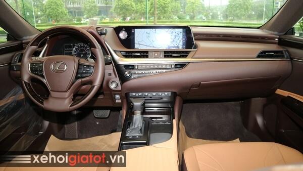 Nội thất xe Lexus ES 250