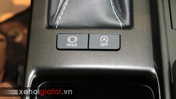 Chế độ giữ phanh tự động xe Lexus ES 250