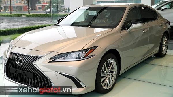 Ngoại thất Lexus ES 250
