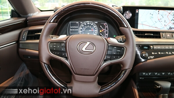 Vô lăng xe Lexus ES 250