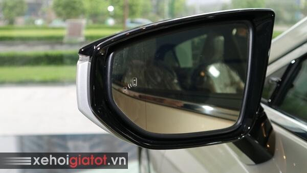 Cảnh báo điểm mù xe Lexus ES 250