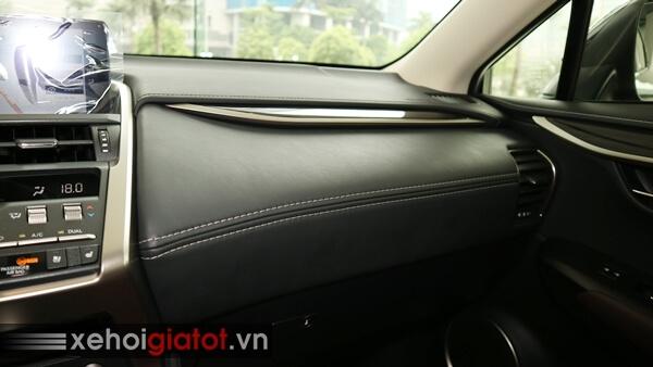 Bảng taplo xe Lexus NX