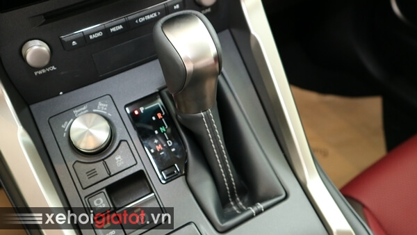 Cần số tự động xe Lexus NX 300