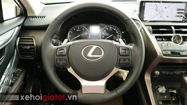 Vô lăng xe Lexus NX