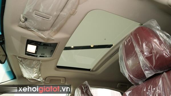Cửa sổ trời xe Lexus NX 300