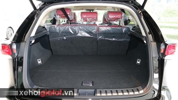 Cốp xe Lexus NX 300