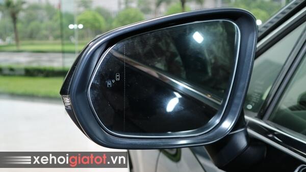 Cảnh báo điểm mù xe Lexus NX 300