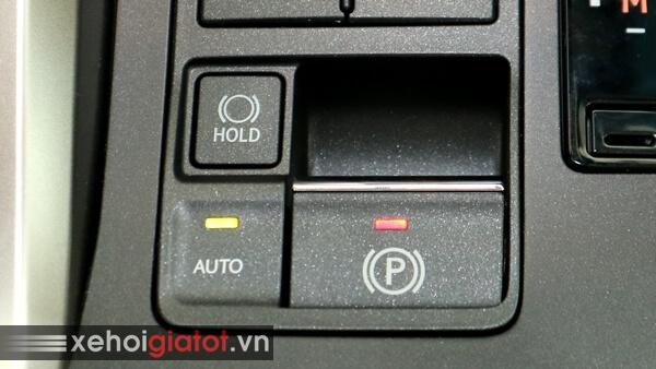 Chế độ giữ phanh tự động xe Lexus NX 300